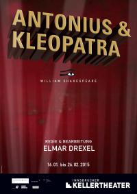 Antonius und Kleopatra von William Shakespeare