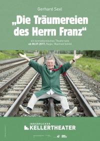 Die Träumereien des Herrn Franz von und mit Gerhard Sexl