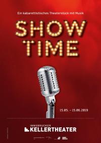 Showtime Ein kabarettistisches Theaterstück mit Musik