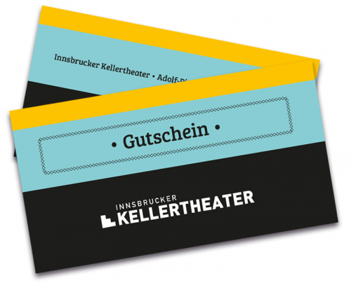 Gutschein Innsbrucker Kellertheater